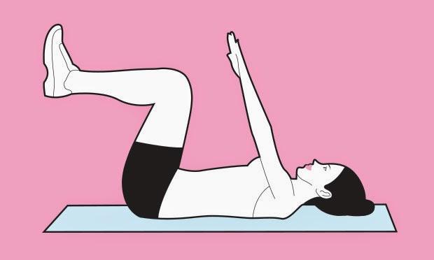 Aprenda a fazer exercícios para emagrecer a barriga. Veja 4 exercícios para secar a barriga...