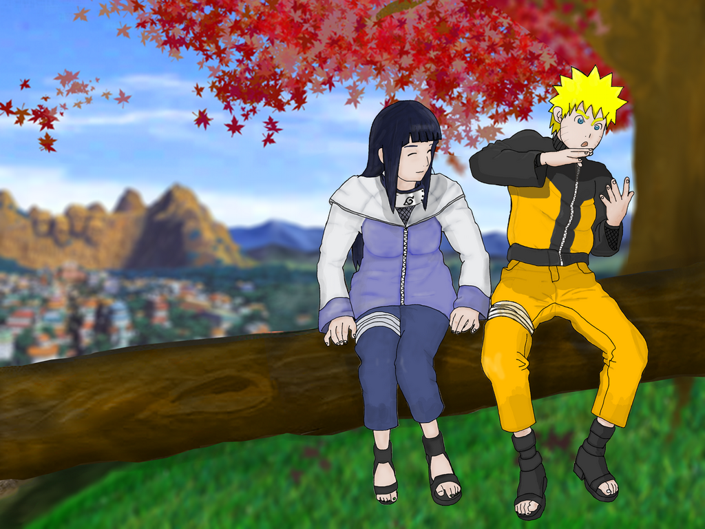 Naruto Hinata Fan Fiction