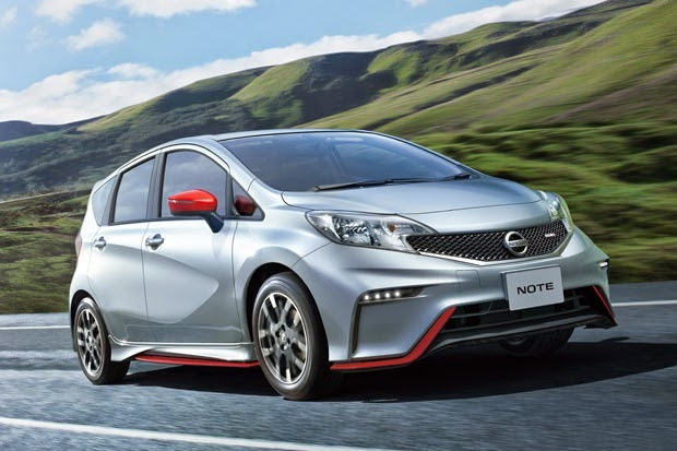 otomotif nissan note nismo 2015 picture specs. Black Bedroom Furniture Sets. Home Design Ideas