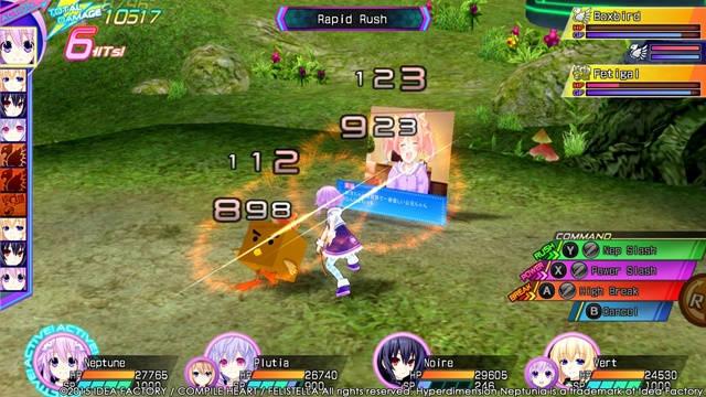 Hyperdimension Neptunia Re;Birth3 V Generation PC Game