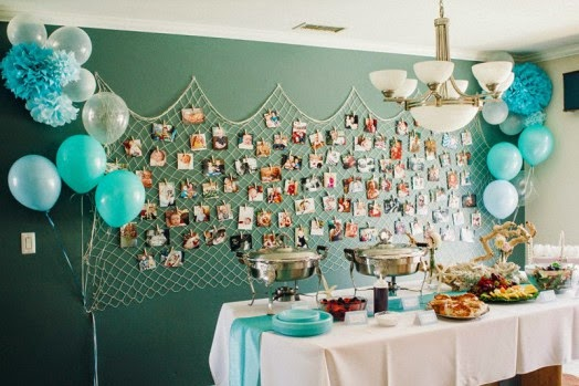 My Own Party Ideas Fun Mermaid Themed Kid S Birthday Party