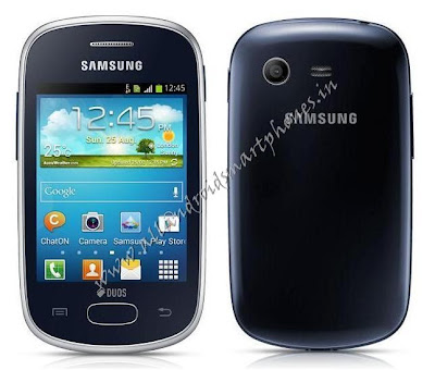 Samsung Galaxy Star S5282 Dual Sim Android Smartphone Image & Photo Review