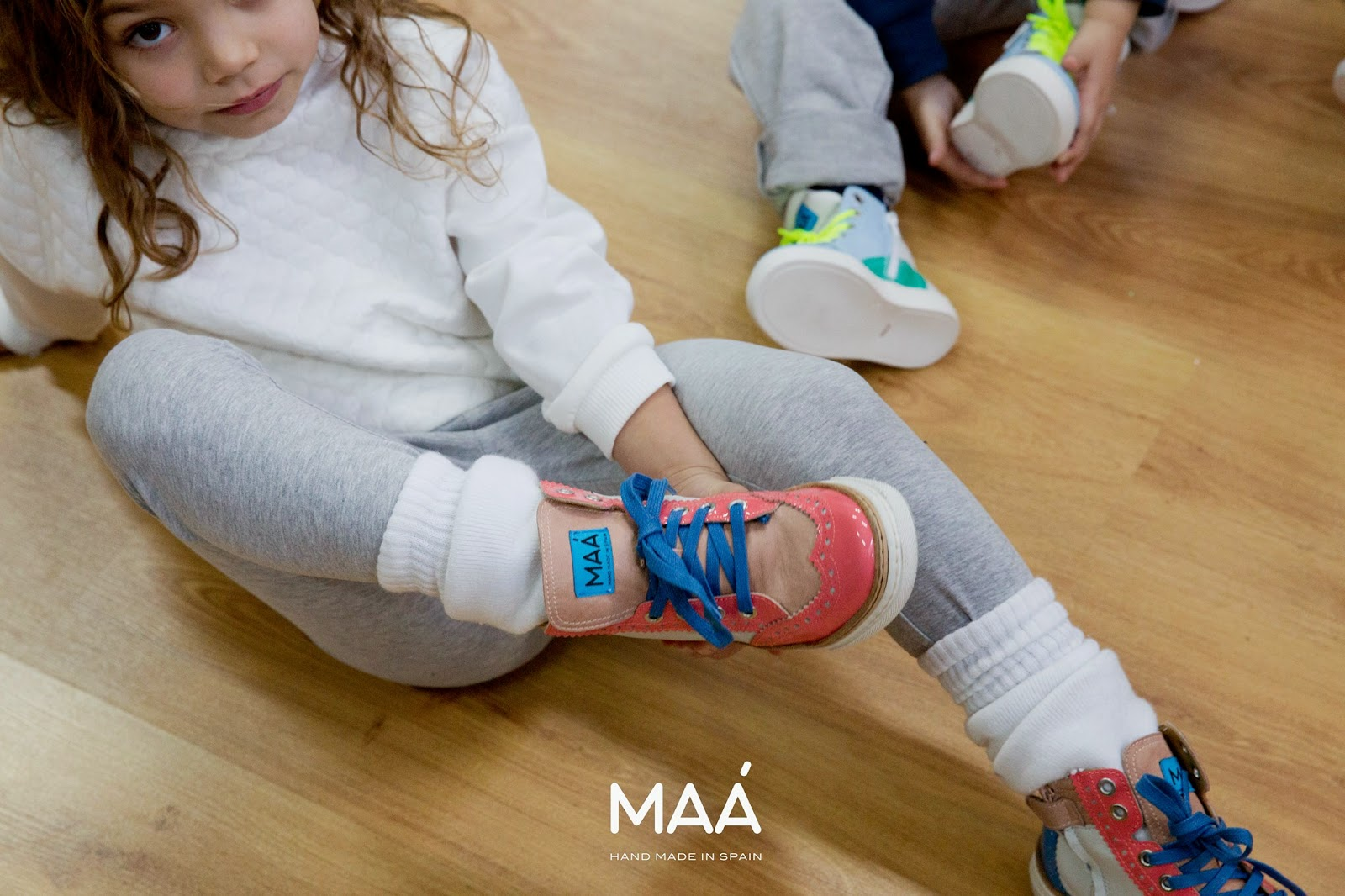 MAÁ SHOES HANDMADE IN SPAIN