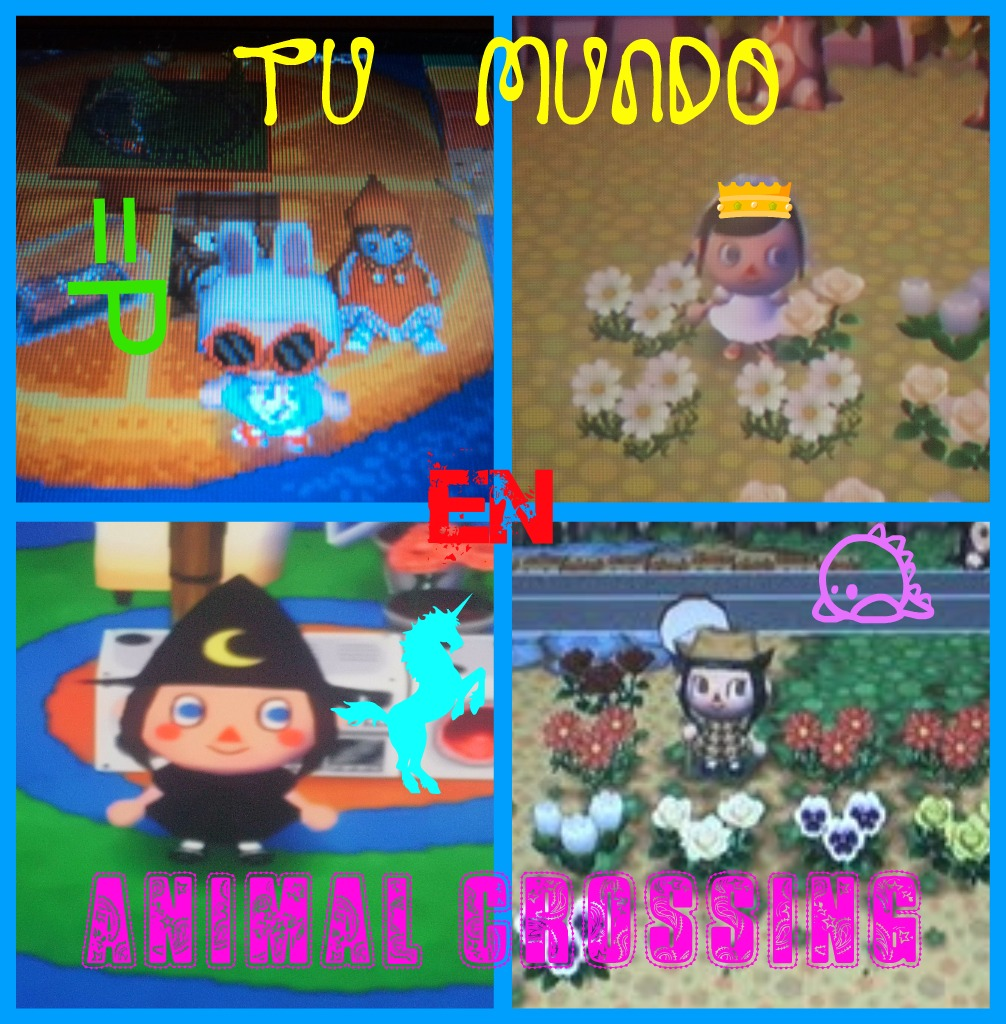 Tu mundo en animal crossing tu mundo en animal crossing for Animal crossing mural