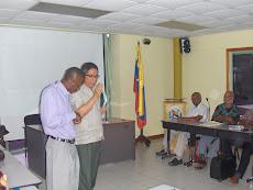 """Seminario Internacional """"África, Caribe y América Latina"""" San Vicente y las Granadinas dic. 2010"""