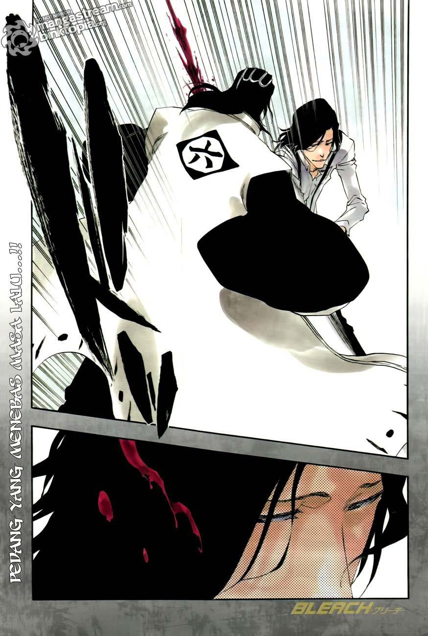 Page03 Bleach 469   Rag Lag Rumble