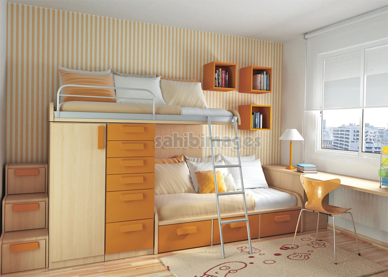 Unique Images Collection: Small Kids Bedroom