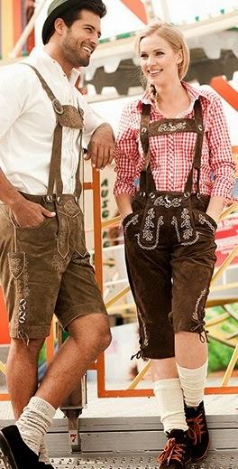 GOOD LOOKS - Oktoberfest Fun