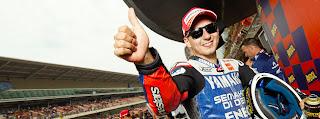 Jadwal Moto GP 2012