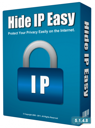 Hide IP Easy v5.2.8.6 - Anglais