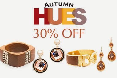Save 30% and fall into fabulous with this beautiful collection. Put on your cardigan, sip that hot
