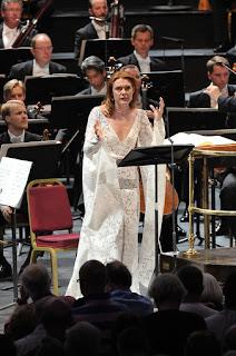 Magdalena Kozena - credit BBC/Chris Christodoulou