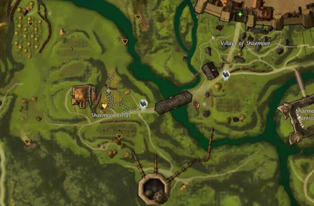 Guild Wars 2: GW2: Жизнь, как круговорот событий (часть 1)
