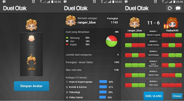 Duel Otak Premium Apk Versi 2.2 Update