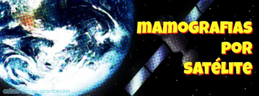 falsa médica e as mamografia por satélite