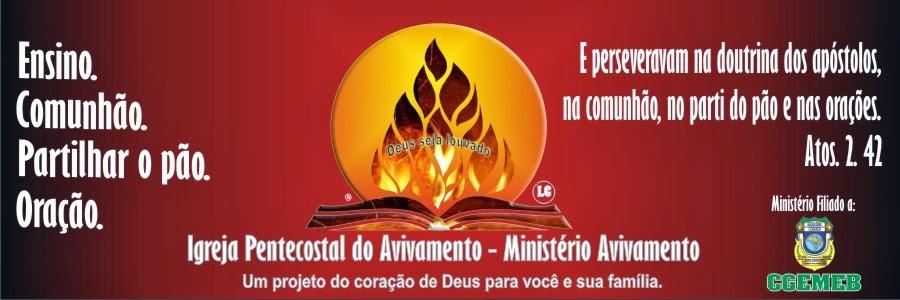Igreja Pentecostal do Avivamento - Ministério Avivamento