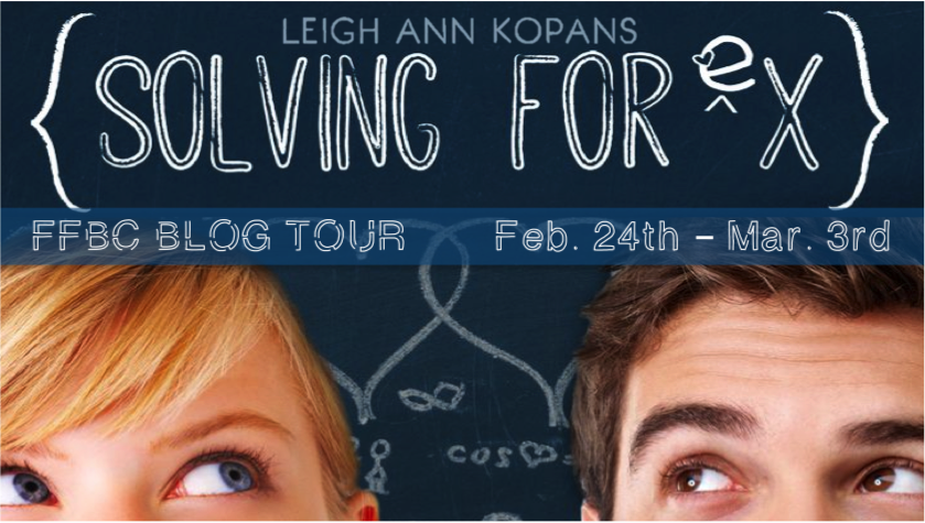 Solving for Ex Blog Tour