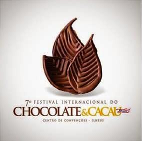Vem aí o 7º Festival Internacional do Chocolate e Cacau