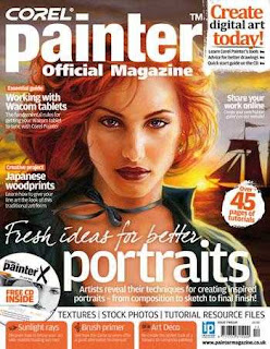 Corel Painter Magazine Issue 12