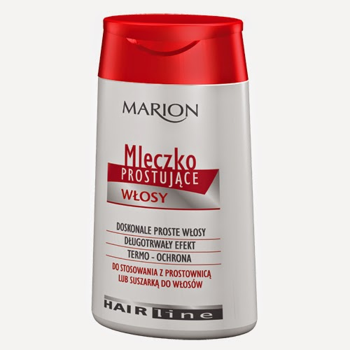 proste włosy termoohrona