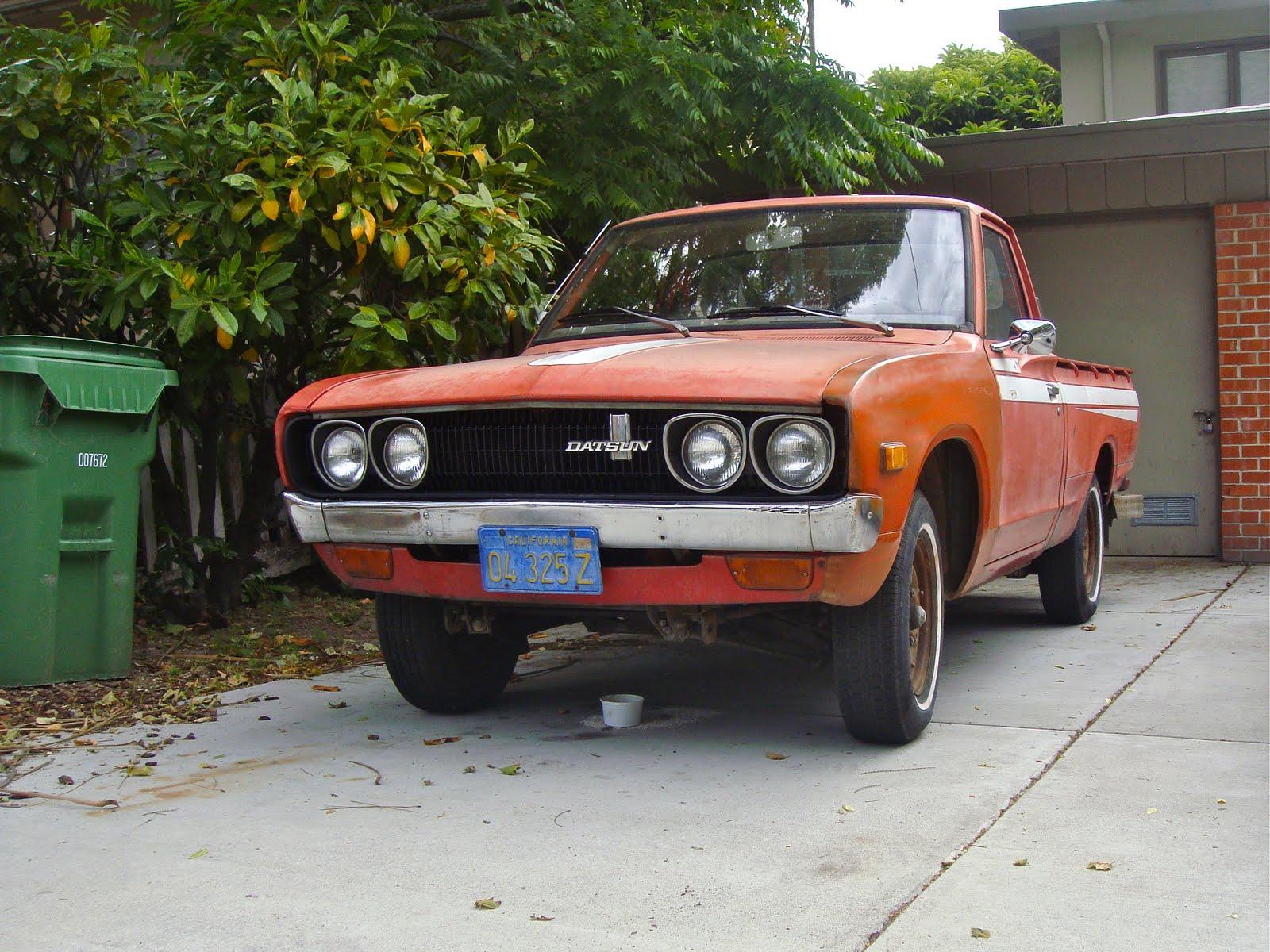 the street peep 1974 datsun 620