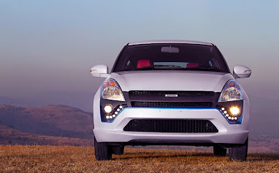 Maruti Suzuki Swift Modified by DC Design Kit