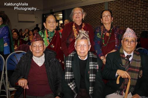 Kalakar Shyasta Gorkha Zilla Gurung Samajuk