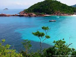 Islands in Malaysia, islands for honeymoon, redang island