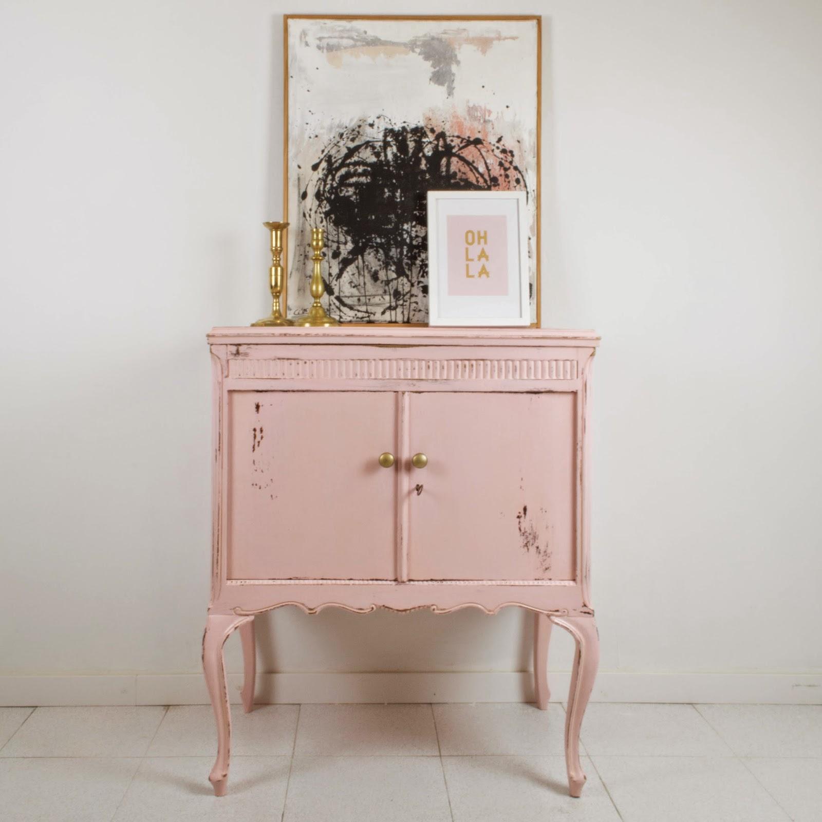 Como pintar armario de madera decorar tu casa es - Como decorar un mueble ...