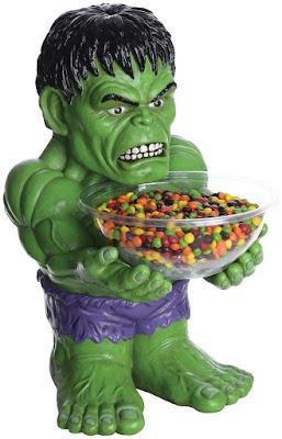 Hulk Candy Bowl Halloween