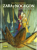 Zara y Nogegon,Luc,François Schuiten,Norma Editorial  tienda de comics en México distrito federal, venta de comics en México df