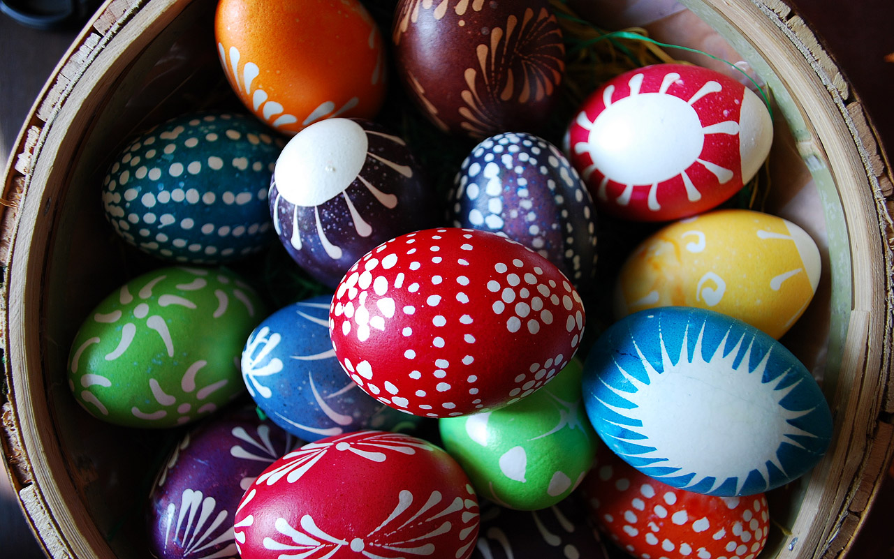 Inspire Bohemia: Easter Egg Designs!