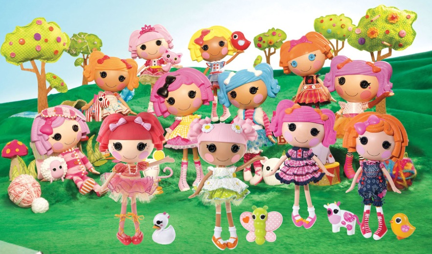 lalaloopsy desktop wallpaper