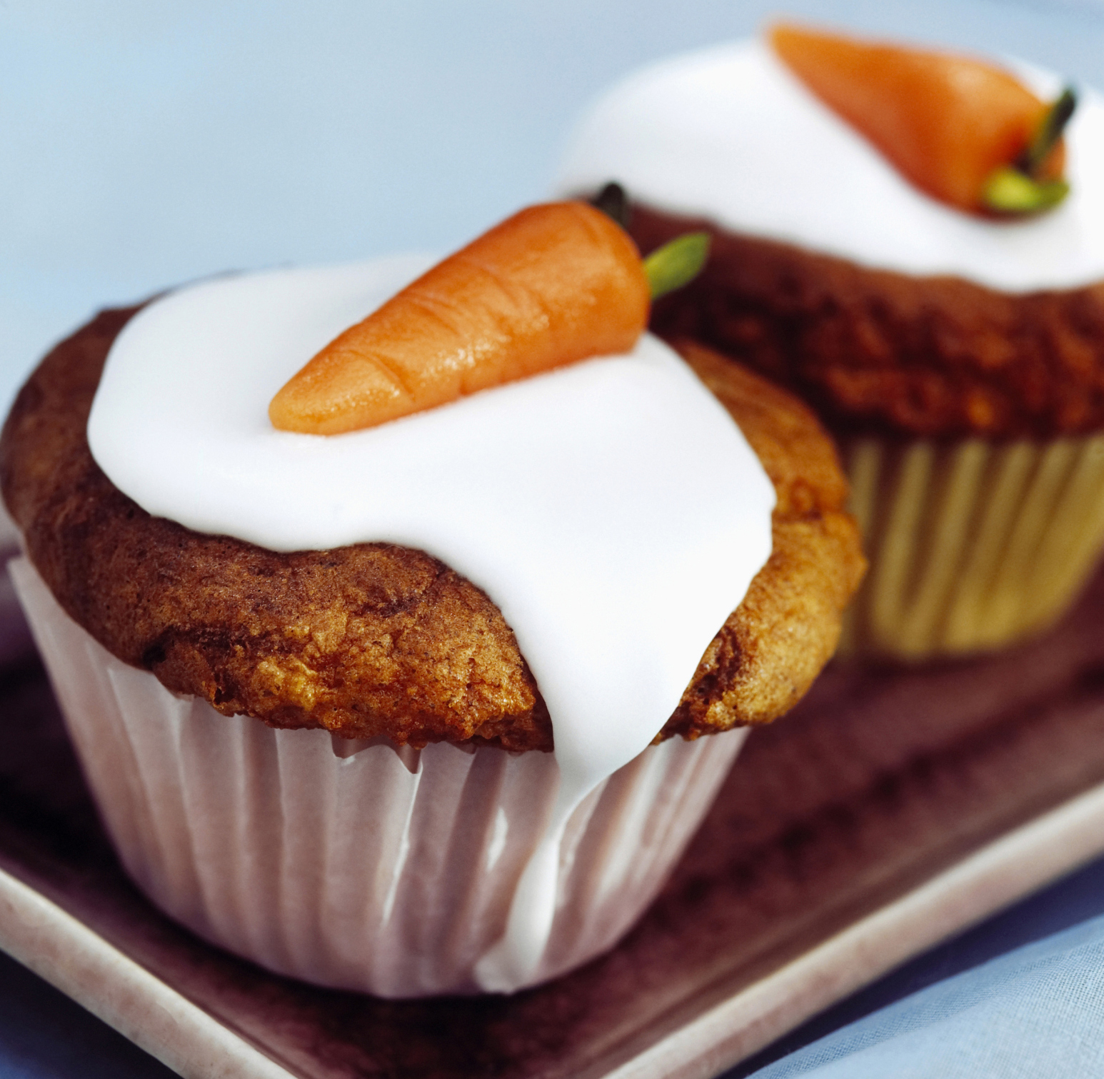 how to make carrot cake muffins