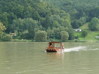 Schlöngen - ruta del Danubio