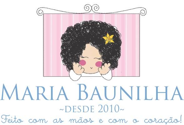 Maria Baunilha Lembranças e Quadros para Maternidade