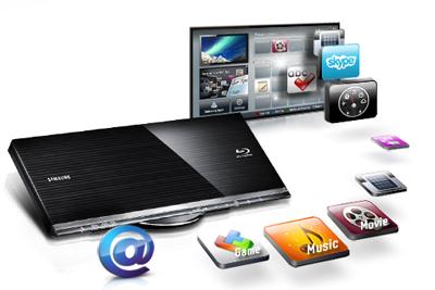 neue apps f r den bd c6800 internet tv via samsung blue ray player und neue brauchbare apps. Black Bedroom Furniture Sets. Home Design Ideas