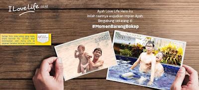 Info-Kontes-Kontes-Ayah-Love-Life-Hero-ku-#MomenBarengBokap