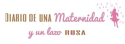 Diario de una maternidad y un lazo rosa