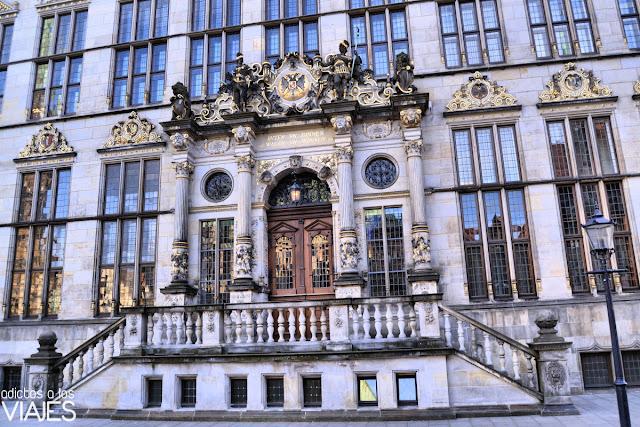 Schütting, Cámara de Comercio de Bremen