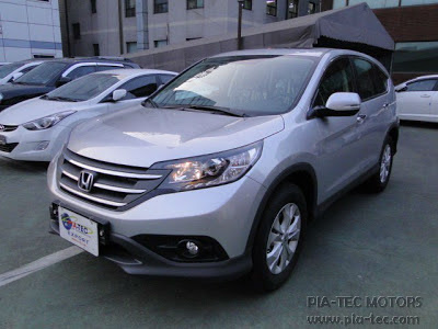 2013 Honda CR-V Car