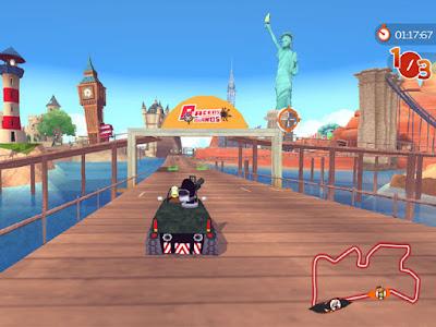 Download Game PC Racers Islands Full Version screenshot