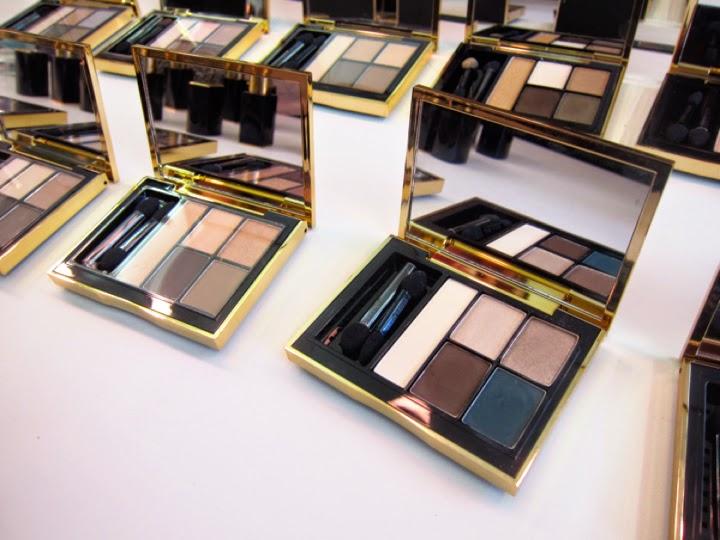 Estee Lauder Autumn 2014 Pure Colour Envy 5 Eyeshadow palettes