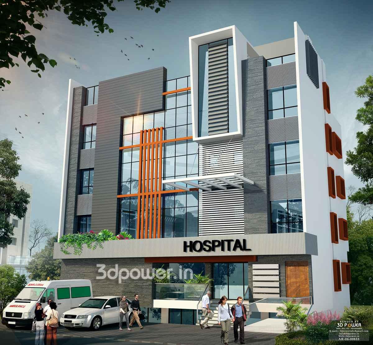Modern Hospital Architecture Hospital Healthcare Design Productive Hospital Spaces