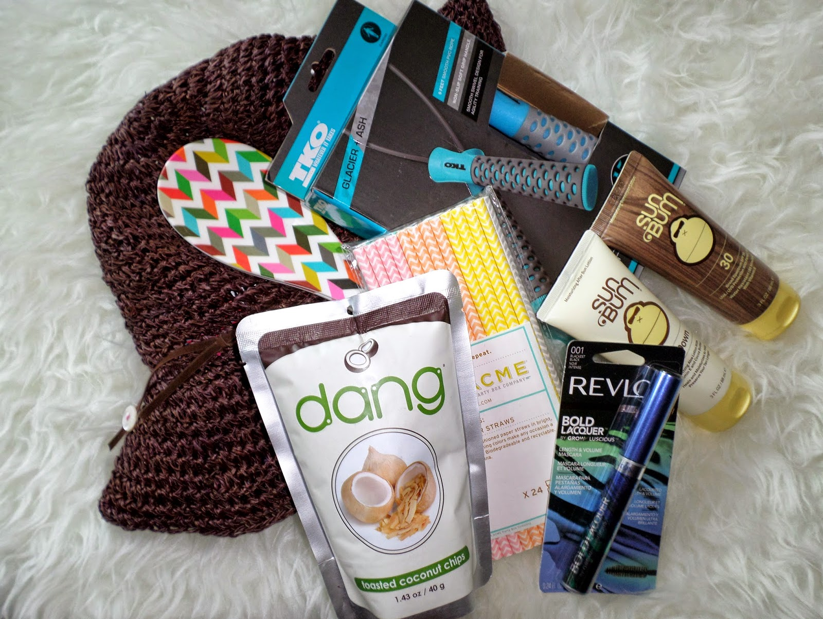 PopSugar July Must Have Box Contents