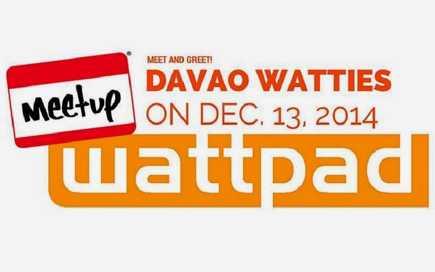 Wattpad meet up at Metropolis Suites Davao - Davao Region Philippines