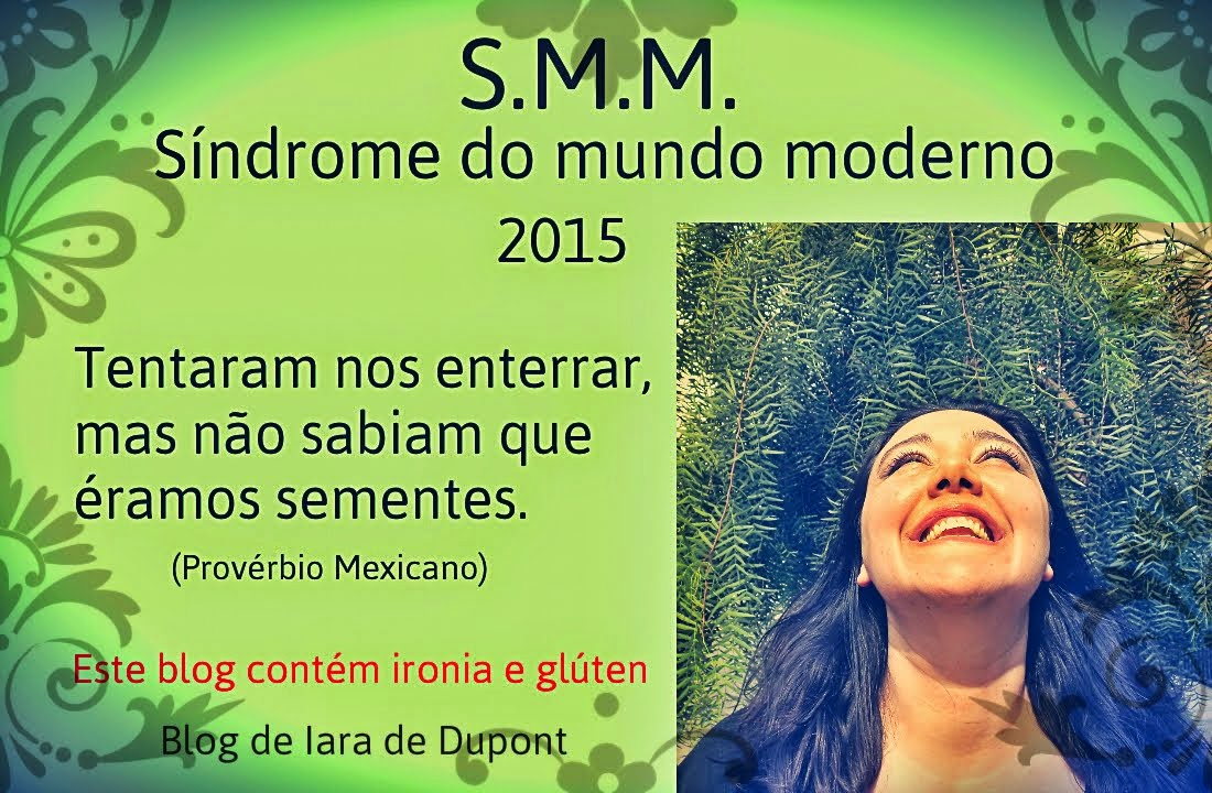 Síndrome do mundo moderno