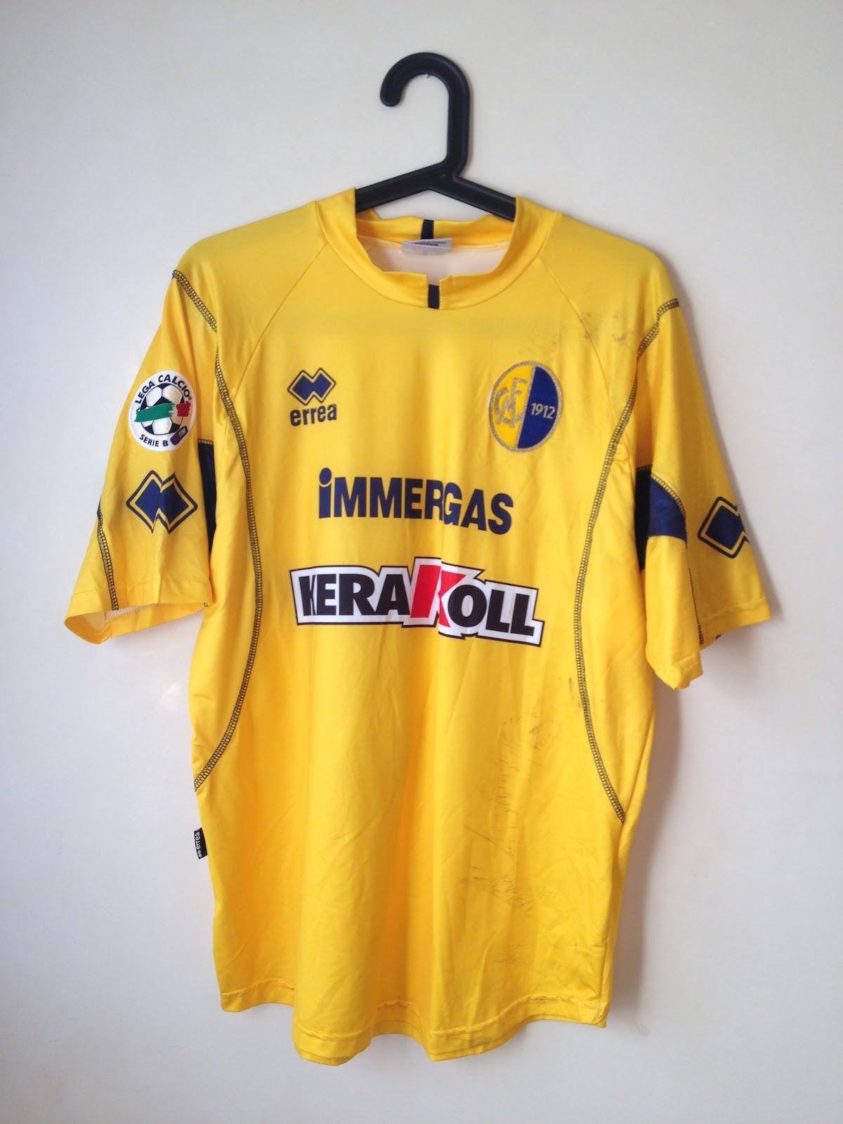 Football Calcio Di Roberto Piccolo Museo Del Modena Club Il Maglia w1Ytqx8xf