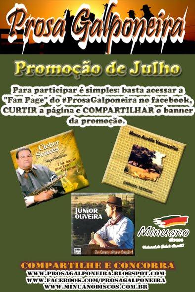 Participe da promoção