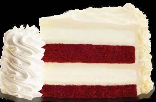 Ultimate Red Velvet Cake Cheesecake. From Xtreme Eating 201